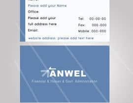 #2 for Design some Stationery for TANWEL af pureprofession