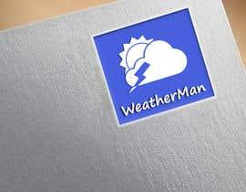 shivamaggarwal96 tarafından Design a Logo for WeatherMan için no 38