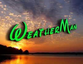 NaderSayedDwedar tarafından Design a Logo for WeatherMan için no 5