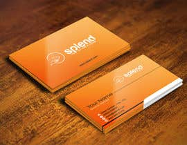 #32 cho Design some Business Cards for Splend bởi IllusionG