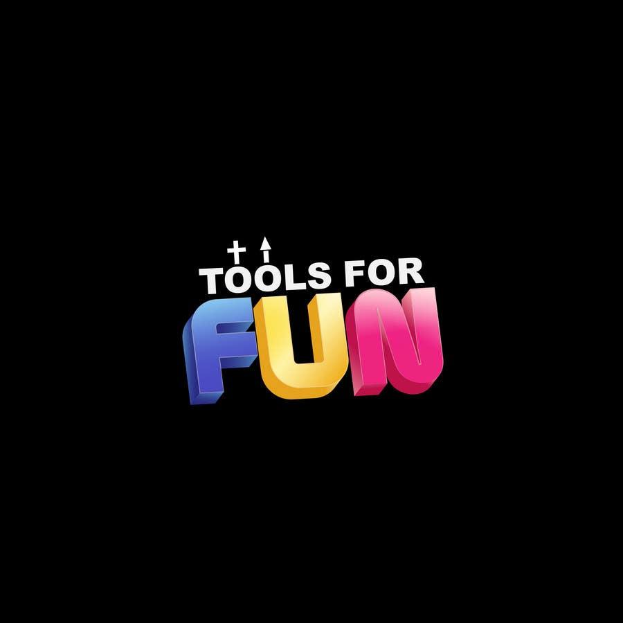 Penyertaan Peraduan #64 untuk Logo Design for Tools For Fun