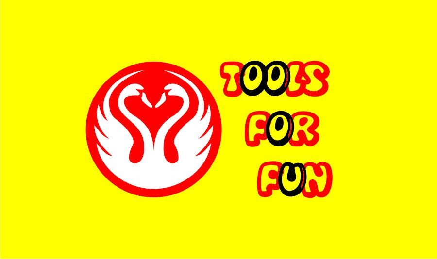 Proposition n°                                        127                                      du concours                                         Logo Design for Tools For Fun