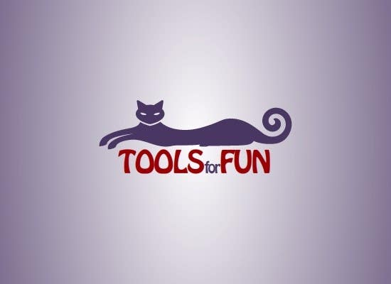Proposition n°                                        75                                      du concours                                         Logo Design for Tools For Fun