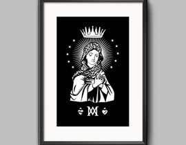 #10 cho Draw a picture of Mary/ Ilustrar uma imagem de Maria bởi butters93