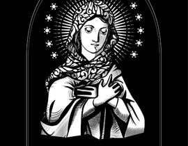 #23 cho Draw a picture of Mary/ Ilustrar uma imagem de Maria bởi butters93