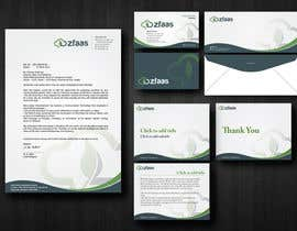 #17 for Design some Business Cards, stationery and a Powerpoint slide template for zfaas Pty Ltd by ConceptFactory