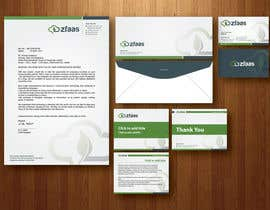 #23 for Design some Business Cards, stationery and a Powerpoint slide template for zfaas Pty Ltd by ConceptFactory