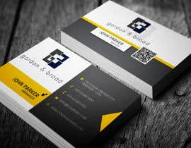 #36 cho Design a Business Cards bởi mkrabderrahim