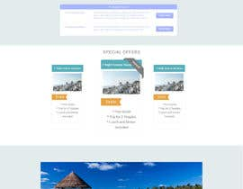 #7 for Build a Tourism Website Design af alssiha