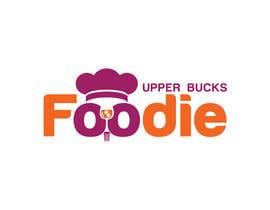 #275 untuk Design a Logo for Upper Bucks Foodie oleh eddesignswork