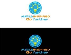 #81 for Design a Unique Logo for Media Inspired! af faheemimtiaz