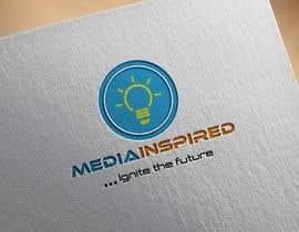 #88 for Design a Unique Logo for Media Inspired! af faheemimtiaz