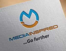 james97 tarafından Design a Unique Logo for Media Inspired! için no 68