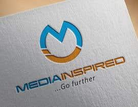 james97 tarafından Design a Unique Logo for Media Inspired! için no 76