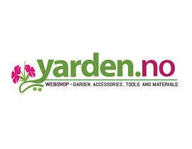#111 para Logo Design for yarden.no por vinayvijayan