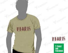 #19 for Firearms T-Shirt by avtoringUK