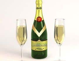 #2 for Champagne Label Design af tirumalab0
