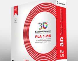 #52 untuk Create Print and Packaging Designs for 3D Filament oleh madlabcreative