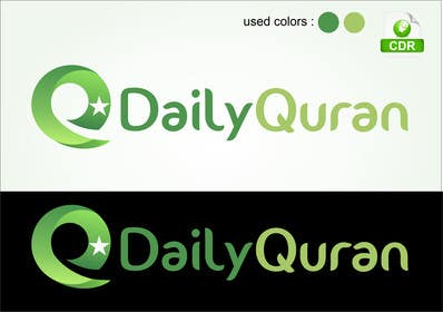 #36 for Design a Logo for Daily Quran af petariliev