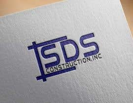 #41 for Design a Logo for SDS Construction, Inc. af indunil29