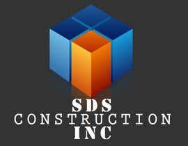 #47 untuk Design a Logo for SDS Construction, Inc. oleh ChrisPotts