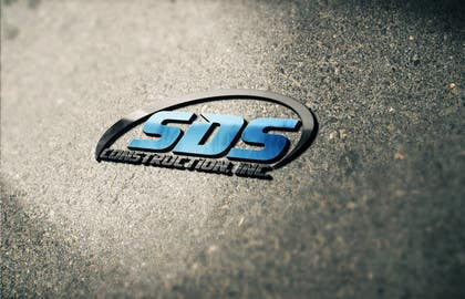 #55 for Design a Logo for SDS Construction, Inc. af johanfcb0690
