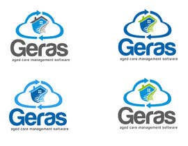 #119 para Develop a product logo for Geras (an aged care/rest home management software) por alexandracol