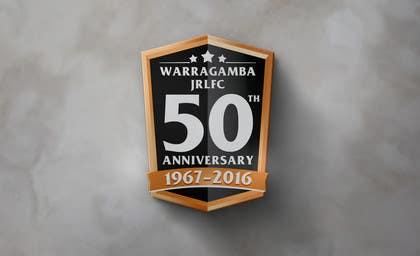 #29 untuk Design a Logo for 50th Anniversary oleh johanfcb0690