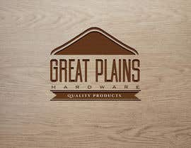 #76 for Design a Logo for Great Plains Hardware by ASHERZZ