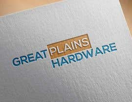 #22 for Design a Logo for Great Plains Hardware by saonmahmud2