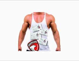 #65 untuk Design a T-Shirt for AmericanBarbell.com oleh Gletjr