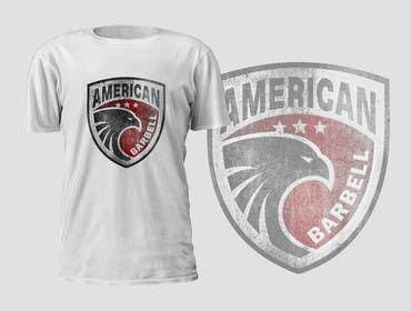 #54 untuk Design a T-Shirt for AmericanBarbell.com oleh murtalawork