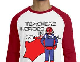 rockymk tarafından Design a T-Shirt for Teachers to wear on Friday's için no 16