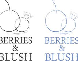 #61 for Design a Logo for Berries and Blush af nataline8730