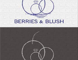 #71 for Design a Logo for Berries and Blush af nataline8730