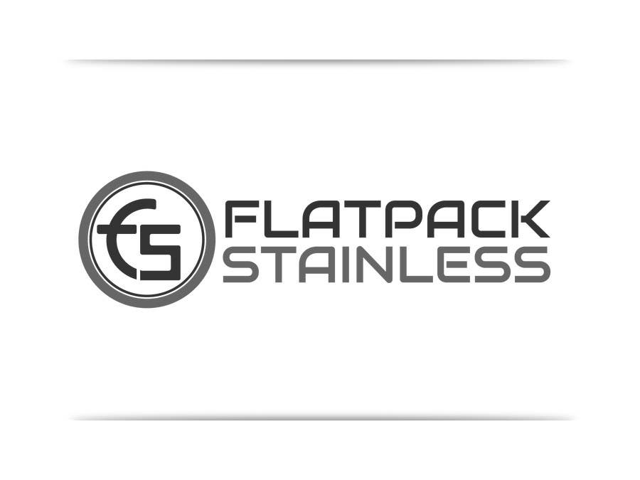 Penyertaan Peraduan #7 untuk Design a Logo for Stainless Steel Company