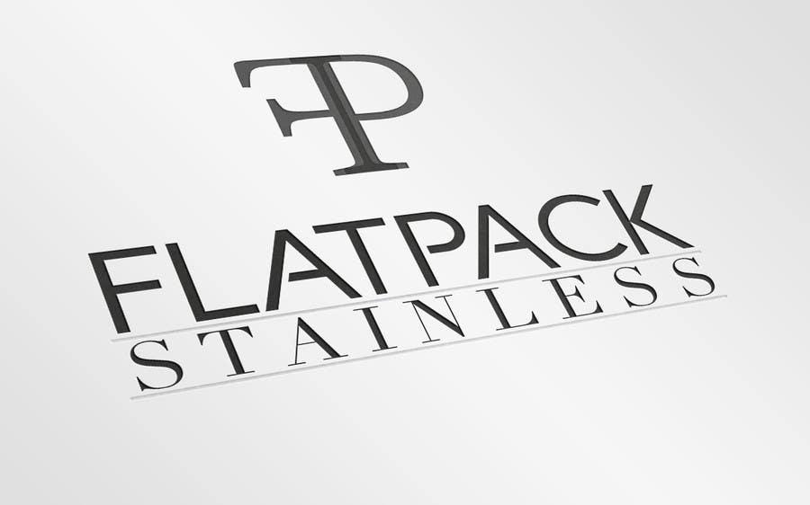 Penyertaan Peraduan #21 untuk Design a Logo for Stainless Steel Company