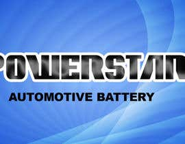 #15 untuk Design a Banner for automotiva battery label oleh manishkv1