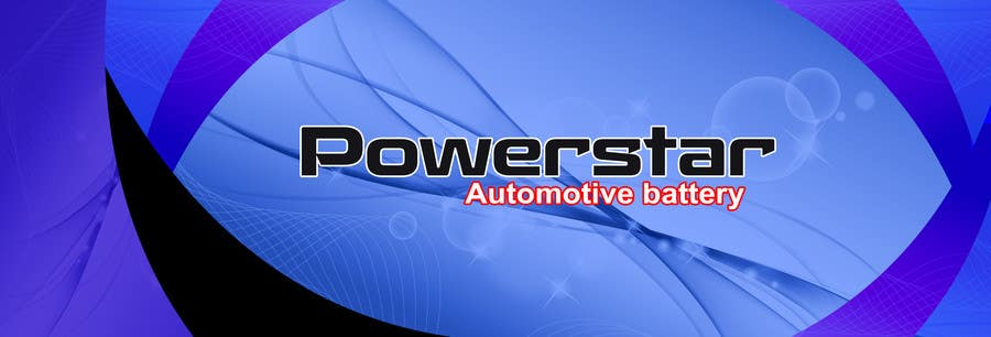 Penyertaan Peraduan #20 untuk Design a Banner for automotiva battery label