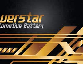 abhikreationz tarafından Design a Banner for automotiva battery label için no 28