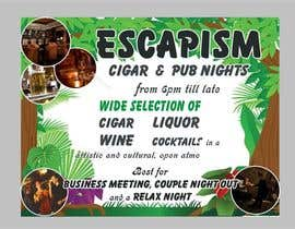 #2 for Design an Advertisement for a Cigar Lounge and Pub af Shrey0017