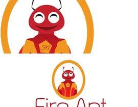piratebay tarafından Design a Logo for Fire Ant fire suppression system için no 41
