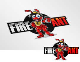 #35 cho Design a Logo for Fire Ant fire suppression system bởi MyPrints