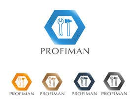 #53 for Design a logo for PROFIMAN business services by ToDo2ontheroad