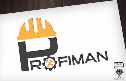 #72 untuk Design a logo for PROFIMAN business services oleh BDamian
