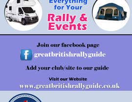 #8 cho Design an Advertisement for Great British Rally Guide bởi gopalnitin