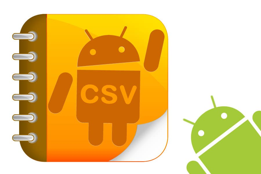 Contest Entry #325 for Icon or Button Design for an android application of dutchandroid.nl