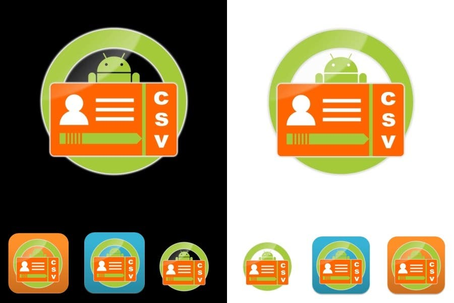 Конкурсная заявка №241 для Icon or Button Design for an android application of dutchandroid.nl