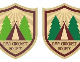 #57 for Design a Logo for The Davy Crockett Society by BlajTeodorMarius