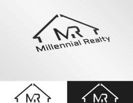 #47 untuk Millennial Logo oleh hics